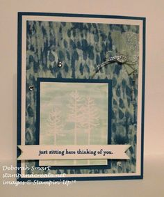 Thoughtful Branches – Paper Craft Crew Sketch Challenge  | StampAndCreate.net