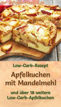 Die 21 Besten Bilder Von Mandelmehl Rezepte Healthy Food Low Carb
