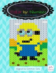 This is a fun way to get students to practice Multiplication Facts. In it, kids get to answer the problems and color the boxes to find a Minion. The skill is meant to be for 3rd grade, but I even use it with my 6th grade Intensive Class. Also, this activity is great to use as an early finisher activity or for those no prep days.