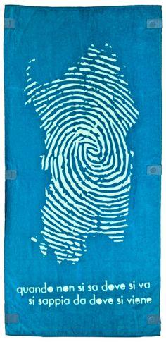 Impronta digitale sarda