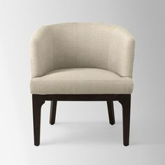 Oliver Chair - Solids | West Elm