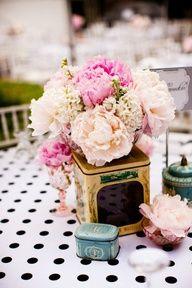 The Wedding Tea Room