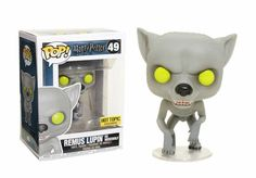 Pop! Movies: Harry Potter - Remus Lupin as Werewolf (Exclusive Hot Topic)