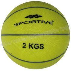 Sportive SPT3082 2 Kg. Zıplamayan Sağlık Topu - Sportive SPT3082 2 Kg. Zıplamayan Sağlık Topu   Topun ağırlığı: 2 Kg.   Topun inik haldeyken çevresi 45 cm.  Renk: Sarı.   Diğer özellikler: Hava basılacak sibobu bulunan ancak zıplamayan, hentbol antrenmanlarında kullanılabilecek 1 adet sağlık topu. Satın alacağınız topları top pompası kullanarak şişiriniz. Satın alacağınız topların sibobunu vazelin ile kayganlaştırarak ve mutlaka top iğnesi kullanarak şişiriniz. Sibobundan iğne girmeyen…