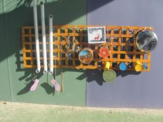 Recycled Music Board