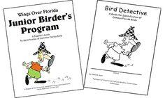 Junior Birder Program | GFBWT Detective, Programming, Homeschool, Notebook, Earth, Nature, Naturaleza, Homeschooling, Nature Illustration