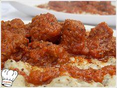 Χουνκιαρ μπεγιεντι το ονομαζαν στην πολη...οπως και να το λενε η νοστιμια του συγκεκριμενου φαγητου πιστεψτε με δεν αλλαζει. <strong>Απολαυστε το!!!</strong> Greek Dishes, Beef Steak, Mediterranean Recipes, Greek Recipes, Tandoori Chicken, Recipies, Food And Drink, Cooking Recipes, Pasta