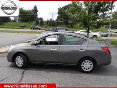 2013 #Nissan #Versa at Kline Nissan in Maplewood, MN. #carshopping #newcar
