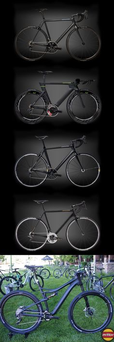 Cannondale Black Inc. Bikes