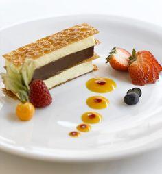 Dessert Plating idea