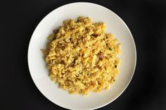 Yakimeshi is fried rice. Yaki means fry and meshi is rice. Chinese restaurants and many Ramen restaurants serve Yakimeshi.
