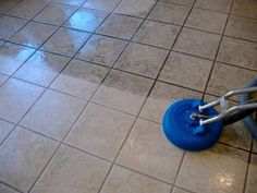 One of the secrets to keep your bath space and kitchen neat and spotless is to clean the grout between the tiles on a regular basis. Well, these are the two areas where you keep stepping in and out every now and then.