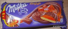 A Simple Geeky Life: Milka ChocoJaffa - Toffee Mouse Flavour and Milka Milkinis