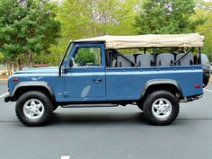 1995 Land Rover Defender 110 Soft Top