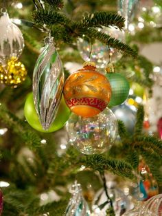 40 Christmas Tree Decorating Ideas | Interior Design Styles and Color Schemes for Home Decorating | HGTV
