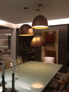 iluminação sala jantar   vanessagraner