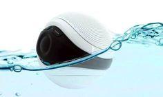 10. Floating Speaker Pod