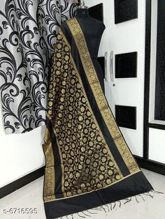 Dupattas Banarasi cotton silk dupatta Fabric: Banarasi Cotton Silk Pattern: Zari Work Multipack: 1 Sizes:Free Size (Length Size: 2.25 m)  Country of Origin: India Sizes Available: Free Size   Catalog Rating: ★4.2 (5673)  Catalog Name: Alluring Attractive Women Dupattas CatalogID_1070724 C74-SC1006 Code: 833-6716595-708