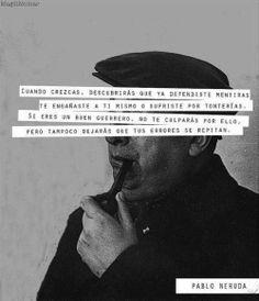 Neruda siempre.