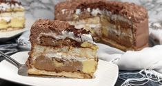 Grandisimo torta – na drugi način — Domaći Recepti Torte Recepti, Kolaci I Torte, Baking Recipes, Cake Recipes, Dessert Recipes, Desserts, Chocolates, Torta Recipe, Torte Cake