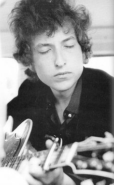Bob Dylan - so much respect for this man.