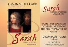 Sarah: Women of Genesis   This Lady's House
