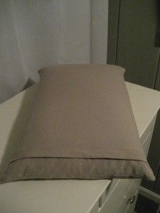 buckwheat pillow tutorial *try adding dried lavender to the buckwheat hulls
