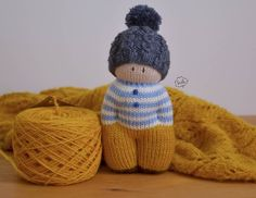 History of Knitting Wool rotating, weaving and stitching careers such as for example BC. Knitted Doll Patterns, Knitted Dolls, Crochet Patterns Amigurumi, Amigurumi Doll, Knitting Patterns Free, Free Knitting, Crochet Toys, Baby Knitting, Knit Crochet