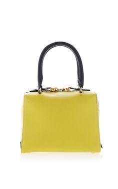 cf8f6a5b8c51 Yellow Handbag by Marni for Preorder on Moda Operandi. Yellow HandbagDesigner  BagsFashion ...
