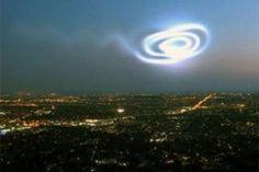 НЛО активно интересуются мексиканскими электростанциями (видео)