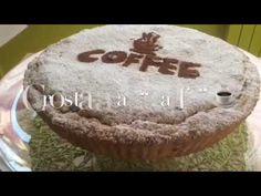 """Crostata al """"Caffè"""" ripiena al caffè...ricetta semplice - TUTTI A TAVOLA - YouTube"""