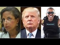 Trump Seriously Blast Susan Rice Over Unmasking: Trump Said its just the tip of the iceberg