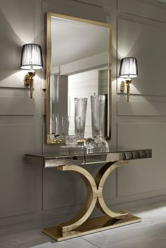 Mirrors are fundamental pieces for any interior, or decor style. Here we explore 10 decorative mirror designs for the modern home decor Decor, House Design, Interior Decorating, Interior, Luxury Furniture, Decor Interior Design, House Interior, Interior Design, Luxury Home Decor