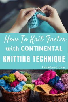 just knit knitted things diy knitting projects knit tutorial knitted patterns knitted patterns knitting how to knitting diy knitting diy chunky knitting knit projects knit crochet Knitting Videos, Knitting Stitches, Knitting Projects, Knitting Patterns, Hand Crochet, Crochet Hooks, Crochet Baby, Knit Crochet, Learn How To Knit