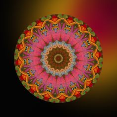 murmures de douceurs ; sweet murmurs ; murmúrios doces ; murmullos dulces Mandala de Pierre Vermersch Digital Drawings
