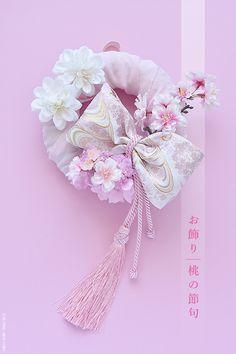 レッスンいろいろ♡アーティフィシャルフラワー&プリザーブドフラワー Hina Matsuri, Hina Dolls, Flower Boxes, Flowers, March 3rd, Girl Day, Nursery Themes, Flower Arrangements, Wreaths