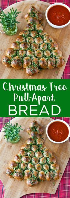 45 Delicious Christmas Appetizers To Serve At Your Holiday Party- Cheese Stuffed Christmas Tree Pull-Apart Bread with Marinara This simple to make pull-apart bread is sure to impress your guests this holiday season. Just 7 ingredients is all you need! Christmas Eve Dinner, Christmas Party Food, Xmas Food, Christmas Cooking, Christmas Trees, Christmas Entertaining, Christmas Menu Ideas, Christmas Apps, Christmas Dinners