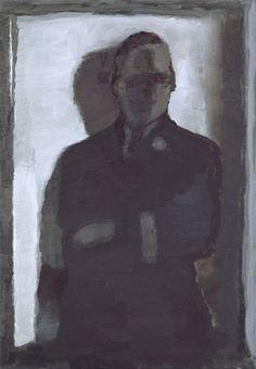 Luc Tuymans - Himmler (1998)