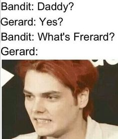 I POSTED THIS WHEN I DID NOT SHIP FRERARD NOW IT IS MEIN OTP<< HOW COULD YOU NOT SHIP FRERARD