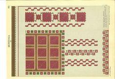 Folk Embroidery, Restaurant Ideas, Romania, Folk Art, Stitch Patterns, Flora, Traditional, Blanket, Holiday Decor