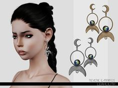 Reverie Earrings by LeahLillith