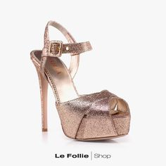 Sandali alti Le Silla Rame