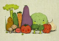 Illustration Friday :: Interview with Stephanie Graegin...so cute