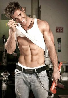 SEXY William Levy--This is the guy I think should play Christian Grey in 50 shades. William Levi, Hommes Sexy, Dancing With The Stars, Attractive Men, Good Looking Men, Male Body, Cute Guys, Gorgeous Men, Eye Candy