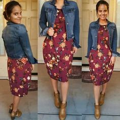 Happy Tuesday friends 😊 Here's today's I brought out my gorgeous floral print dress from 🌺🌻🌷 Cute Fashion, Modest Fashion, Look Fashion, Teen Fashion, Autumn Fashion, Fashion Outfits, Womens Fashion, Arab Fashion, Ski Fashion