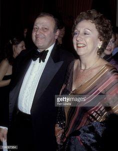 Ron Galella, Ltd. jean stapleton | Actress Jean Stapleton and husband William Putch attend 36th Annual ...