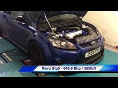 SCC Performance Revo Technik Ford 650 BHP Focus RS Mk2