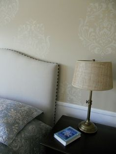 Just Another Hang Up: Stenciled Walls :::