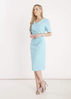 Julia dress size 16 €185.00 Size 16 Dresses, Dresses For Work, Bridal, Fashion, Moda, Fashion Styles, Fashion Illustrations, Bride, The Bride