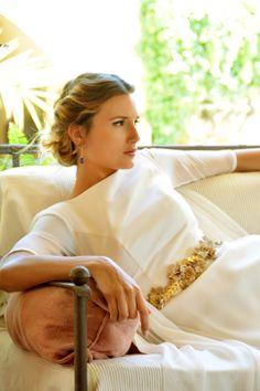 Vestido de novia de Pol Nuñez. Adelanto de la colección 2014.